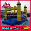 BO-481 Children Games Inflatable Bouncer