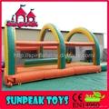 BO-405 Inflatable Jumping Tarpaulin Bouncer 2