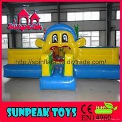 PG-038 充氣跳床充氣玩具娛樂城