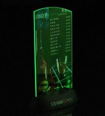 LED 充电台卡