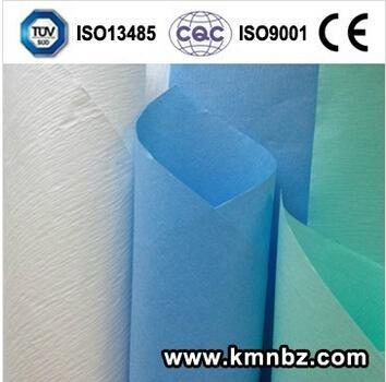 Medical crepe paper sterilization wrap paper 3
