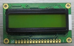 供應LCMFLG0801-1液晶模組