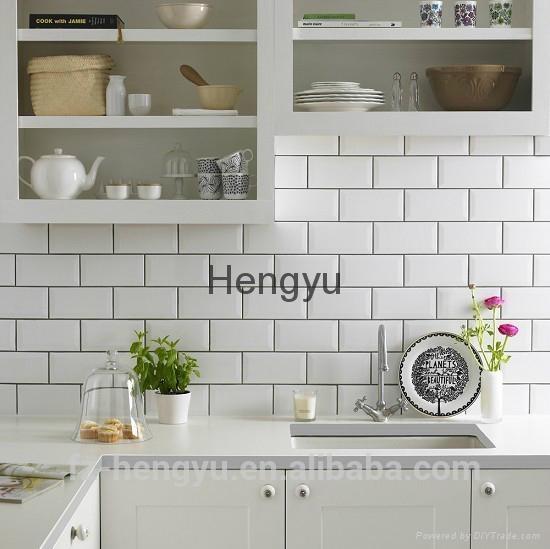 75x150mm Water Proof Ceramics Living room Wall Tiles 2