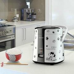 1.2L portable mini rice cooker