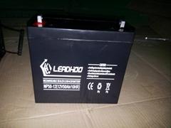 NP55-12发电系统蓄电池