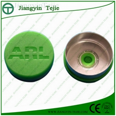 20mm flip off cap for pharmaeutical use