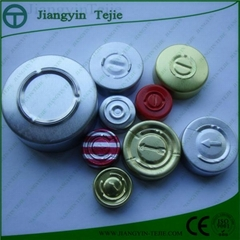 20mm aluminium cap different color for inject vial