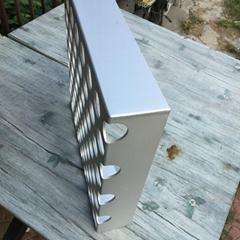 Laser Cut Aluminium Screens
