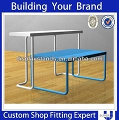 Attractive Store POS Point of Sale Shoes Display Stand