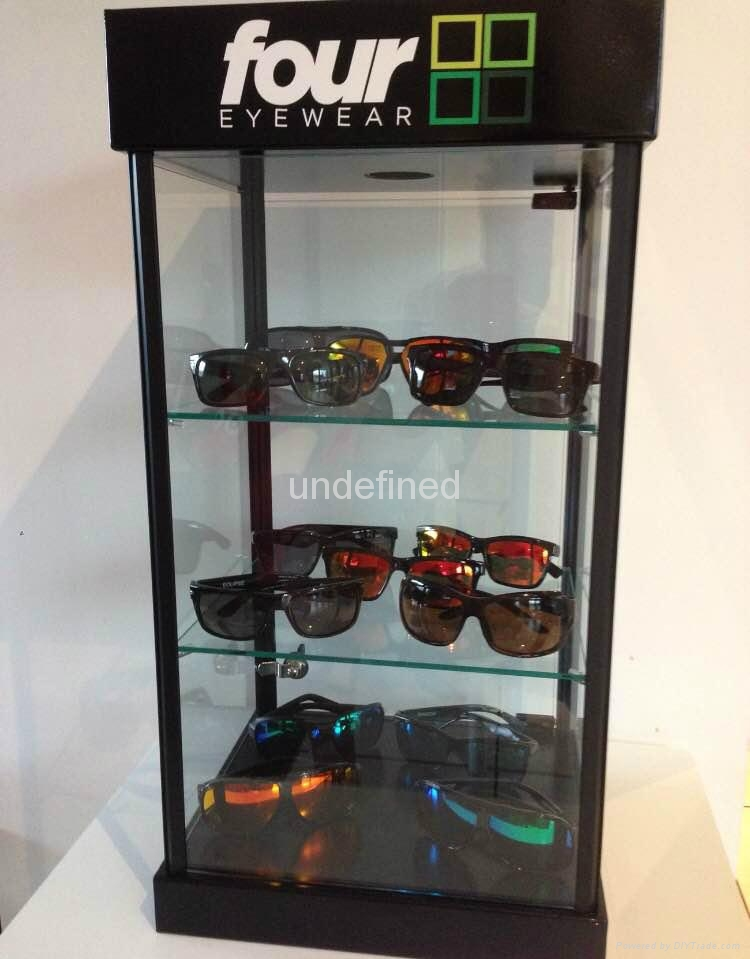 ... Hot Sale Lockable Eyewear Display Cabinet For Many Brands 3 ...