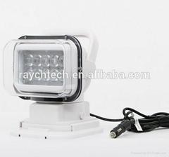 remote control 50w led work light cree