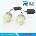 60W 6000LM car led headlight bulbs h13