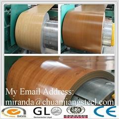 CGCC Prepainted Galvanized Steel Coil