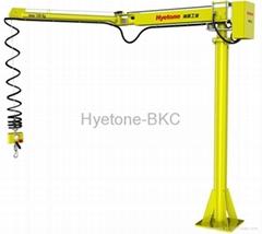Balance crane Soft cable manipulator