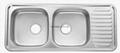 Stainless Steel Kitchen sink double