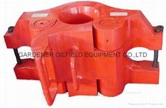 API High Quality CDZ 350 Drill Pipe  Elevators