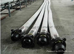 Steel wire spiraled drilling rubber hose,drilling hose