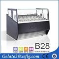 B28 New product china ice cream showcase