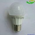 E27開關調光LED球泡燈LED燈泡9W 12W 200-240VAC 3