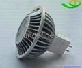 Unique die-casting aluminum MR16 spotlight bulb lamp