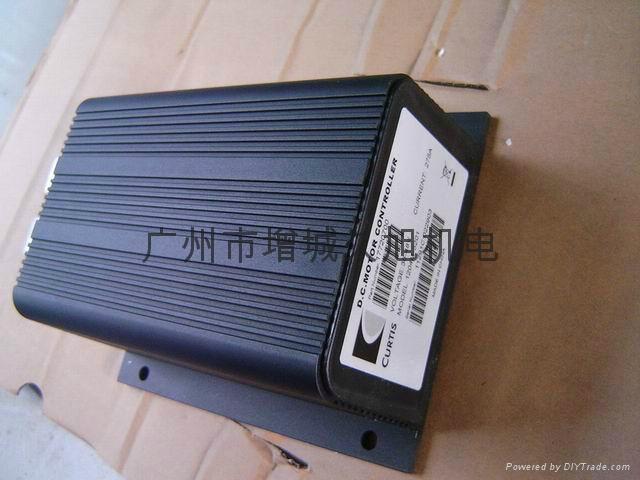 CURTIS科蒂斯1204M-5201叉车观光车控制器 3