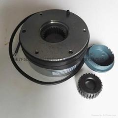 西林电动叉车电磁刹车盘制动器D08 DC24V 25W 8NM