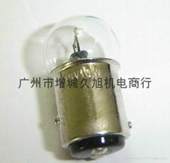 臺灣產48V10W電動叉車燈泡