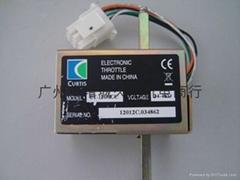 CURTIS原装ET-126MCU电动叉车加速器