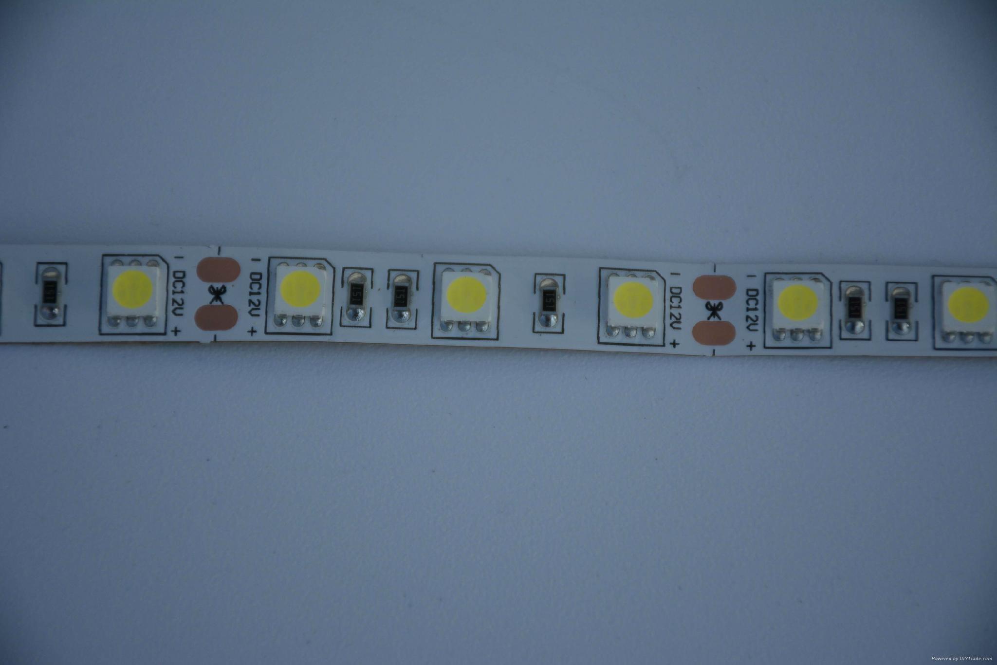 5050 一米30燈 不防水燈帶 4