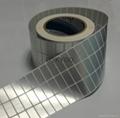 PVC waterproof  20meters/roll printer name stickers  1