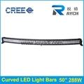 CREE Curved 300W LED Light Bar