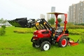 Small Garden Tractor Jinma 164y With Front Loader Jinma