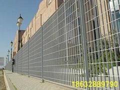 围栏钢格板