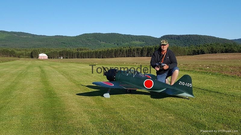 Giant Rc Warbirds Arf: JFCHOBBY Fiberglass Giant Scale
