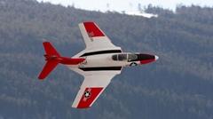 F9F Cougar red ARF