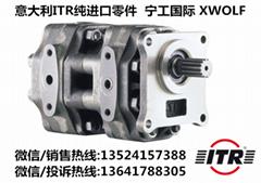 小松D575推土机齿轮泵