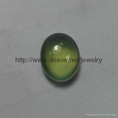 Natural Peridot Semi Precious Stones