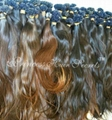 Brazilian Hair Weave Brazilian Virgin Human Hair Wig Remy Hair Extension 2