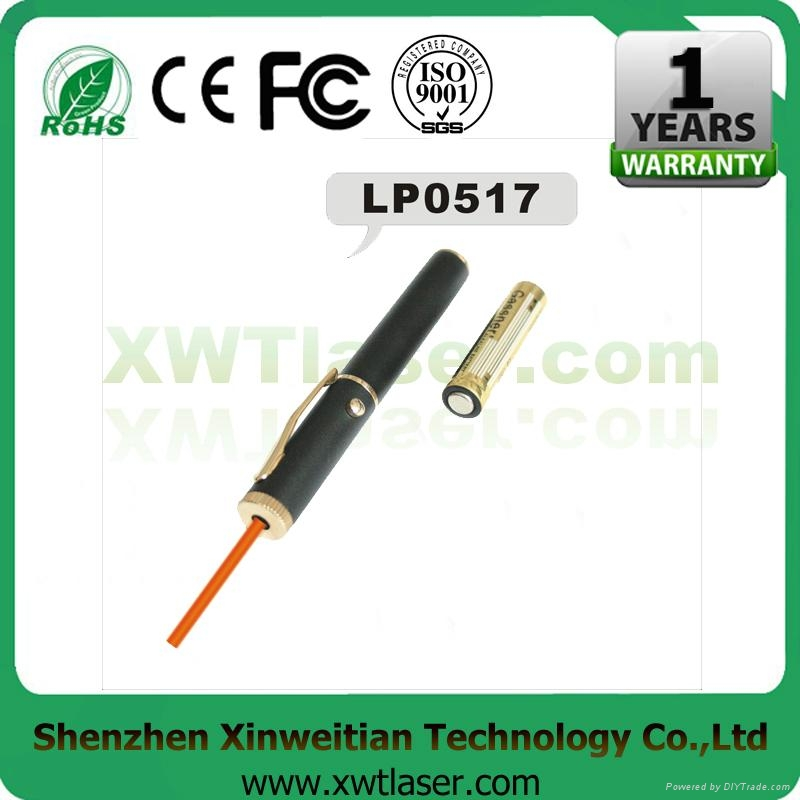 Wholesale 5mW 650nm Red Laser Pointer 1