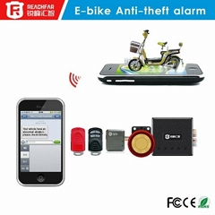 Car alarm System with Remote Engine Start to anti-theft in GPS System or Mobile