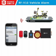 RF-V12 online mobile sim card tracker sim card vehicle gps tracker