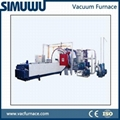 SiC vacuum sintering furnace