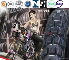 ISO9001:2008 MOTORCYCLE TIRE AND TUBE