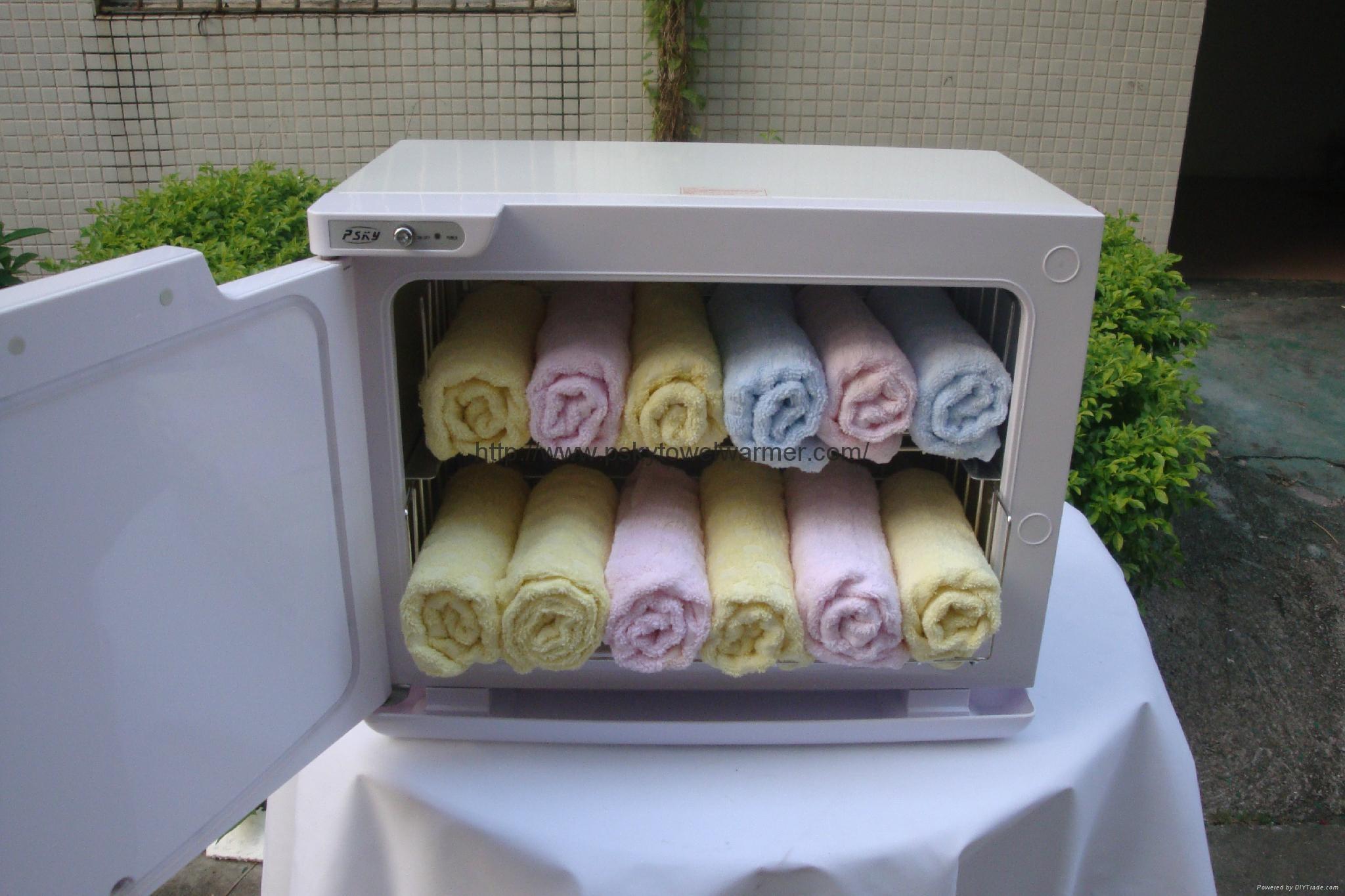 Wet Towel Warmer for Beauty Salon Use 4
