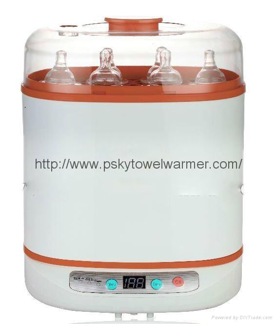 Steam Bottle Sterilizer Baby Bottle Warmer 2