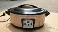 Massage Hot Stone Heater with Digital 3