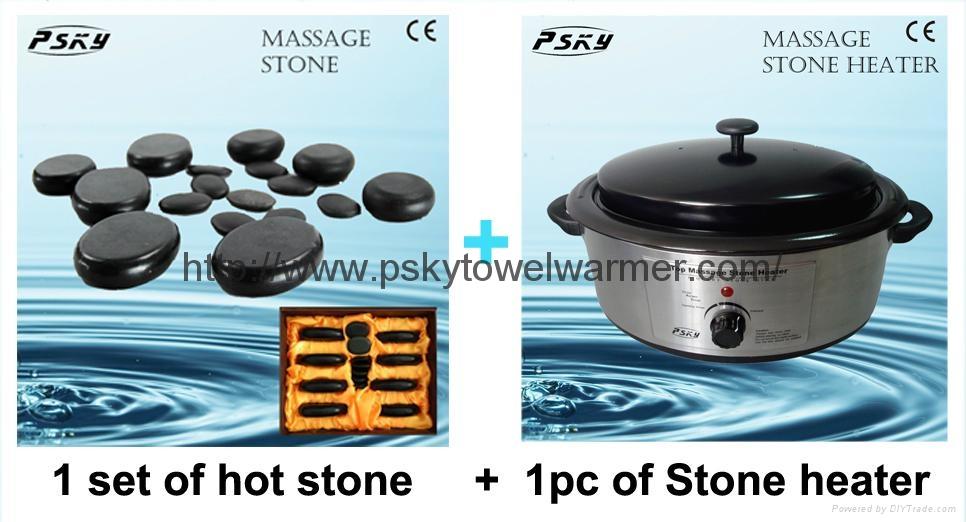 Hot Stone Massage Set 2