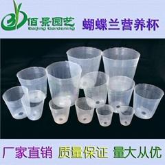 透明塑料營養缽育苗袋蝴蝶蘭專用