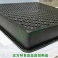 正方形長方形塑料育苗篩盤 2