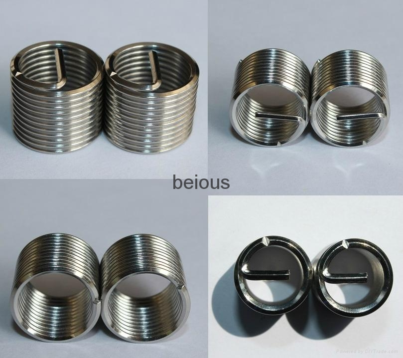 M2-M42 helicoil thread inserts for aluminum (China Trading